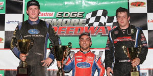 Rico Abreu Rules in World Midget Speedcar Championship