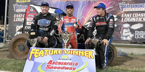 Abreu Wires Championship Field at Archerfield
