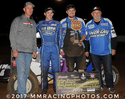 Golobic Gathers Up USAC Western States Win