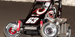 USAC Western Midgets Take on Tulare