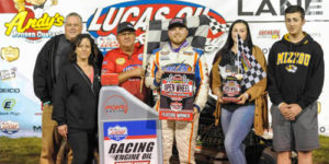 Sunshine Prevails at Lucas Oil Speedway