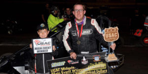 Gardner Victorious at Ventura