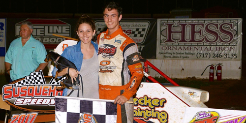 Kobylarz Captures ARDC Win at Susky