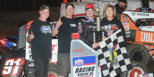 Thomas Topples POWRi Again with Macon Score
