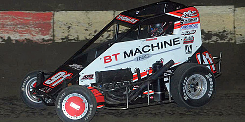 Thomas on the Move as Daum Takes Lead in Midget Power Rankings