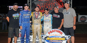 Sunshine Leads CMR Indiana Midget Week Sweep of Bloomington