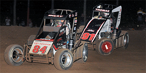 USAC Midgets Tuesday Night Thunder Returns to Jefferson County Speedway