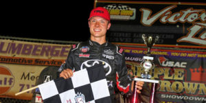 Bayston Wins Triple Crown Challenge Opener at The Grove