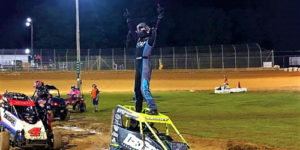 Alex Bright Shines at Lanco