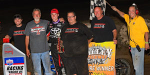 Bayston Best in Thunder in the Valley Finale