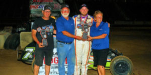Courtney Conquers Illinois Midget Nationals