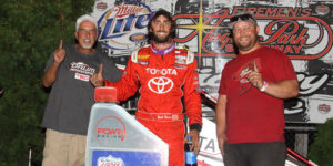 Daum Wins 36th Pepsi Nationals