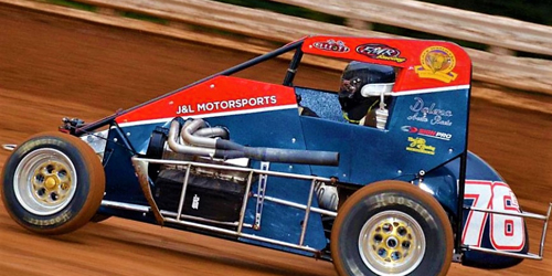 Pierson Picks Off First USAC/ARDC Win
