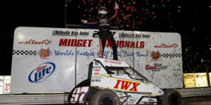 Bayston Blazes High Banks for First Belleville Crown