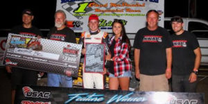 Bell Best in Chad McDaniel Memorial