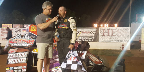 Pierson Picks Off Second Straight ARDC Win