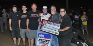 Bell Undefeated in POWRi Ranks