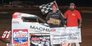 Thomas Tops Sooner Midget Nationals