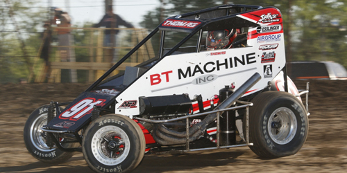 Darland Tabbed for Second Thomas Entry for Four Crown