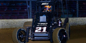 Bell Celebrates with Knepper 55 Triumph