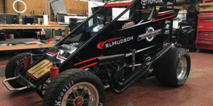 McIntosh Kicks Off Ambitious 2018 Slate with POWRi Midget Turnpike Challenge
