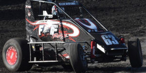 USAC Western States Midgets Square Off with BCRA at Bakersfield on Saturday
