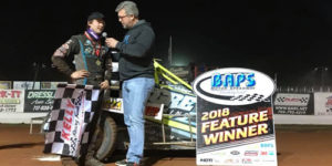 Bright Shines in Eastern USAC Midgets