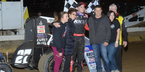 Klaasmeyer Captures Knepper Memorial Triumph