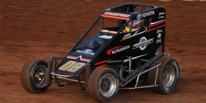 McIntosh Set for POWRi West at Red Dirt Raceway