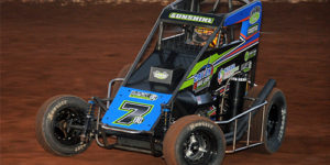 Courtney Sets Sights on Kokomo Grand Prix