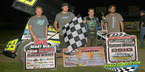 Bacon Aims for Midget Week Crown after Adding another Win