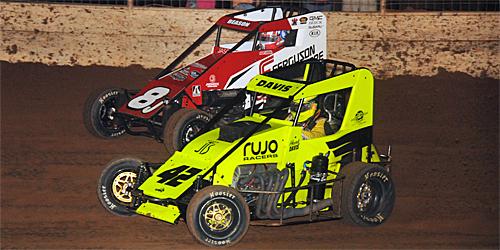 POWRi West Midgets Storm the Port on Saturday Night