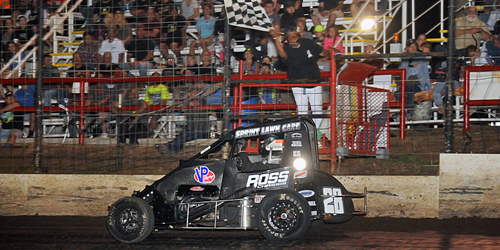 Schudy Scores POWRi West Win at Port City