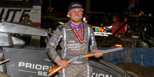 Courtney Eyes Midget Week Title after Posting Two Memorial Day Weekend Wins