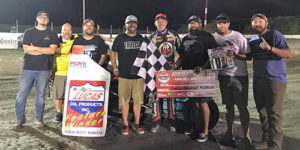 Kyle Jones Captures POWRi West Honors at RPM Speedway