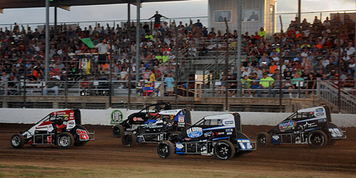 Jefferson County Speedway to Host USAC Midwest Midget Championship on July 13-14