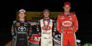 Thomas Tops Finale as Bayston Bags Midget Week Title