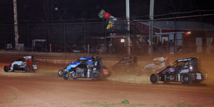 Sooner Series Double for POWRi West Midgets this Weekend