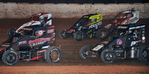 USAC Midgets Make Return to Oklahoma for Tuesday Night Thunder at Red Dirt Raceway