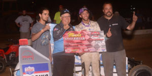 Thorson Tops POWRi Illinois SPEED Week Opener