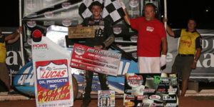 Wesley Smith Sweeps POWRi West Sooner Midget Nationals at Red Dirt Raceway