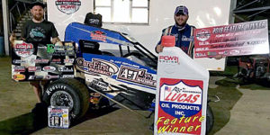 Edwards Earns First POWRi West Win of the Year with KSP Triumph!