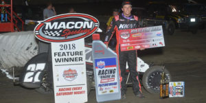 Klaasmeyer Masters POWRi at Mighty Macon
