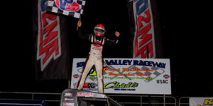 Thomas Triumphs in Chad McDaniel Memorial