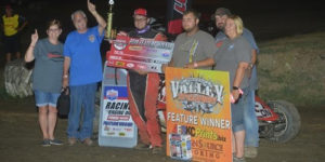 Neuman Stops KKM at Valley