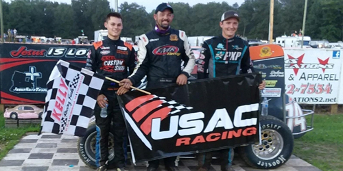 Pierson Picks Off Summer Nationals Win at Linda's
