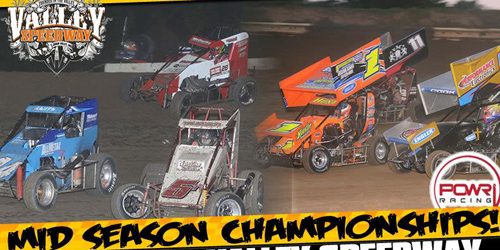 Second Annual Thunder in the Valley Mid Season Championships this Weekend