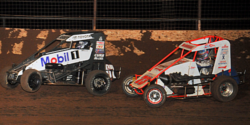USAC Midgets back in Oklahoma on Tuesday at Red Dirt Raceway!