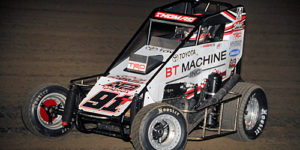 "Tyler Thomas Tops POWRi West at Creek County's ""Fall Fling"""