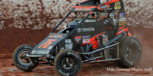 Bacon Takes Aim at $50K Turkey Night Bonus after Bakersfield Top-Ten Run